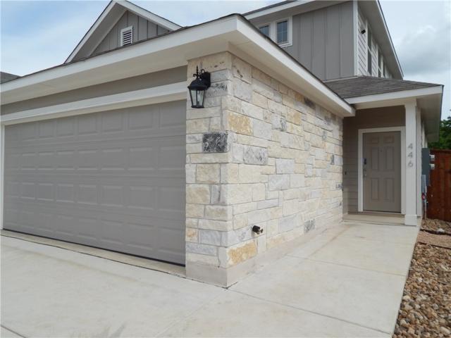 446 High Tech Dr, Georgetown, TX 78626 (#2507364) :: Ana Luxury Homes