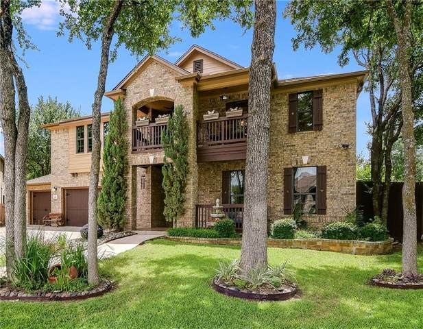 501 Whistlers Walk Trl, Cedar Park, TX 78613 (#2507372) :: Papasan Real Estate Team @ Keller Williams Realty