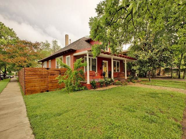 4300 Avenue B, Austin, TX 78751 (#2508056) :: The Perry Henderson Group at Berkshire Hathaway Texas Realty