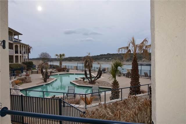 3404 American Dr #1102, Lago Vista, TX 78645 (#2509237) :: Papasan Real Estate Team @ Keller Williams Realty
