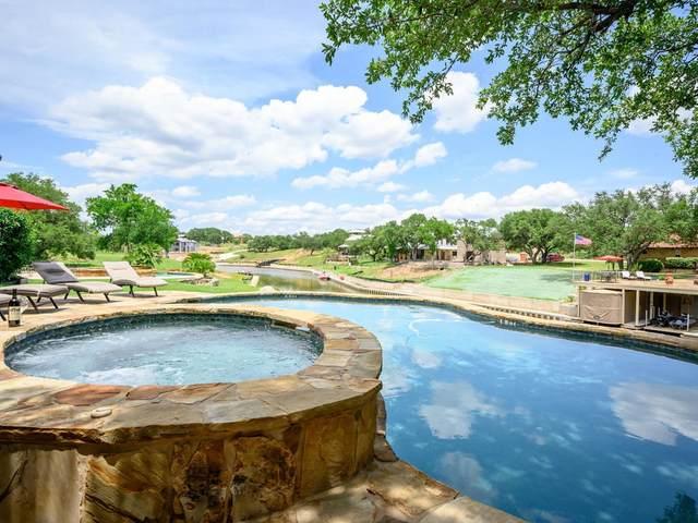 235 Lazy Oaks Ln, Kingsland, TX 78639 (#2509349) :: The Heyl Group at Keller Williams