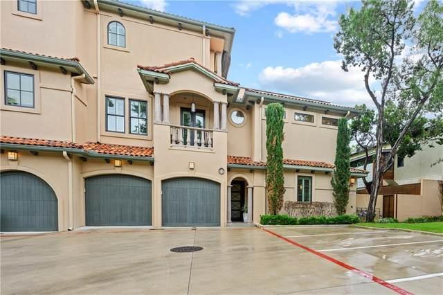 1529 Barton Springs Rd #18, Austin, TX 78704 (MLS #2511244) :: Green Residential