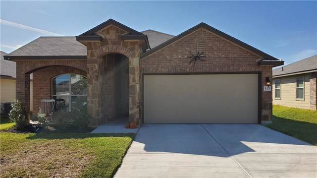 113 Plata Ln, Jarrell, TX 76537 (#2511400) :: The Perry Henderson Group at Berkshire Hathaway Texas Realty