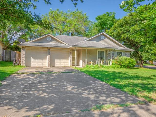 709 Hyde Park Pl, Austin, TX 78748 (#2511413) :: The Perry Henderson Group at Berkshire Hathaway Texas Realty