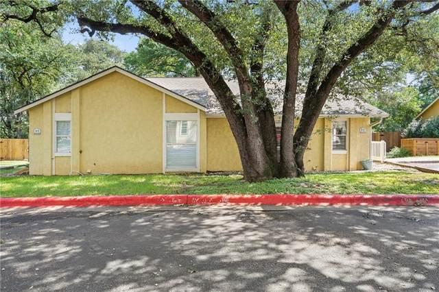 4902 Duval Rd I2, Austin, TX 78727 (#2512114) :: Papasan Real Estate Team @ Keller Williams Realty