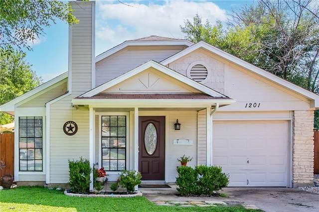 1201 E Logan St, Round Rock, TX 78664 (#2512516) :: Green City Realty