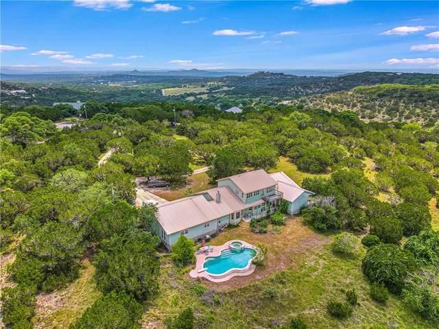 230 Skyline Ridge Lookout, Wimberley, TX 78676 (#2514203) :: Tai Earthman   Keller Williams Realty