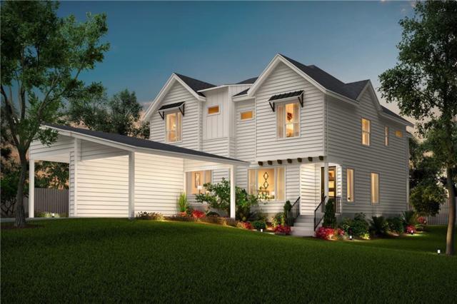 1119-B Estes Ave, Austin, TX 78721 (#2515647) :: Zina & Co. Real Estate