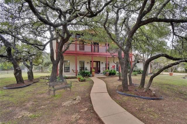 13100 N Ridge Cir, Leander, TX 78641 (#2520923) :: The Perry Henderson Group at Berkshire Hathaway Texas Realty
