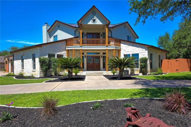 705 Cedar Dr, Point Venture, TX 78645 (#2521666) :: Watters International