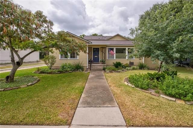 905 Brentwood Street St, Austin, TX 78757 (#2521732) :: Cord Shiflet Group