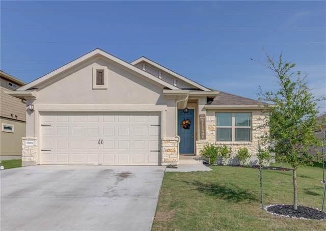 19001 Scoria Dr, Pflugerville, TX 78660 (#2521972) :: Papasan Real Estate Team @ Keller Williams Realty