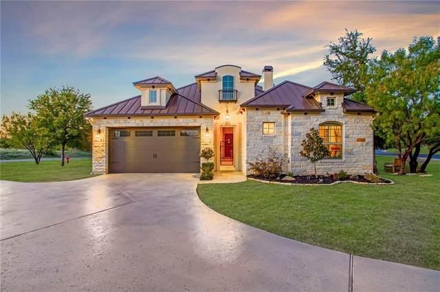 149 Christine Cir, Horseshoe Bay, TX 78657 (#2522451) :: Ben Kinney Real Estate Team