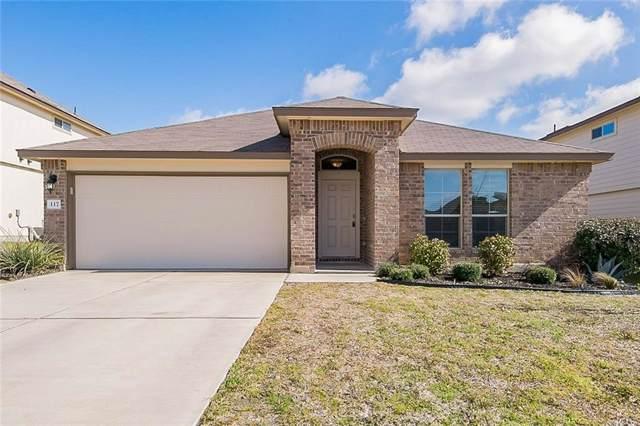 117 Zoisite Ln, Jarrell, TX 76537 (MLS #2522655) :: Bray Real Estate Group