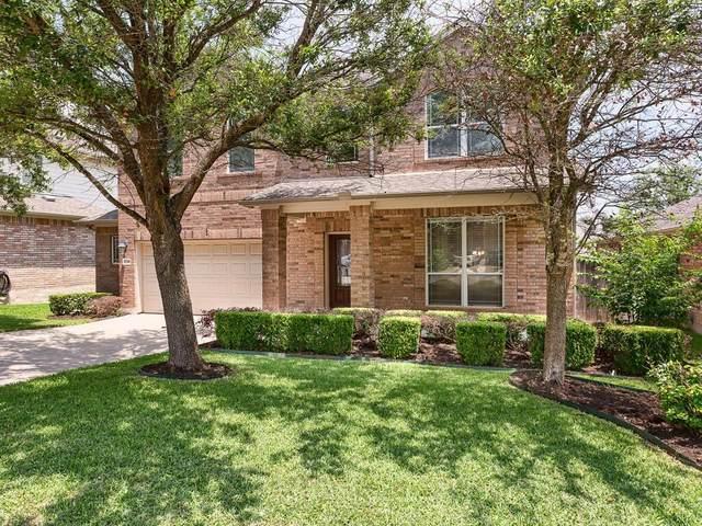 1718 Woodvista Pl, Round Rock, TX 78665 (MLS #2522952) :: Brautigan Realty