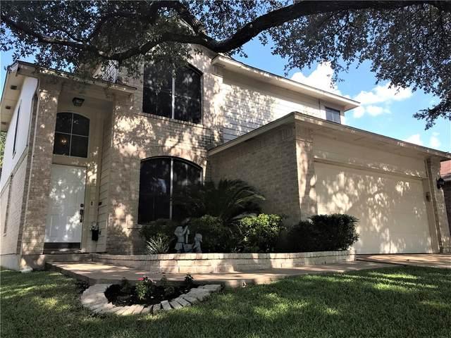 1708 Mcdowell Bnd, Leander, TX 78641 (#2524911) :: The Heyl Group at Keller Williams
