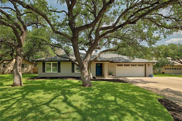 110 Tallwood Dr, Georgetown, TX 78628 (#2525441) :: Papasan Real Estate Team @ Keller Williams Realty