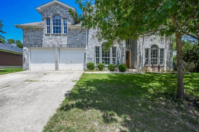 1420 Quicksilver Cir, Round Rock, TX 78665 (#2525728) :: The Heyl Group at Keller Williams
