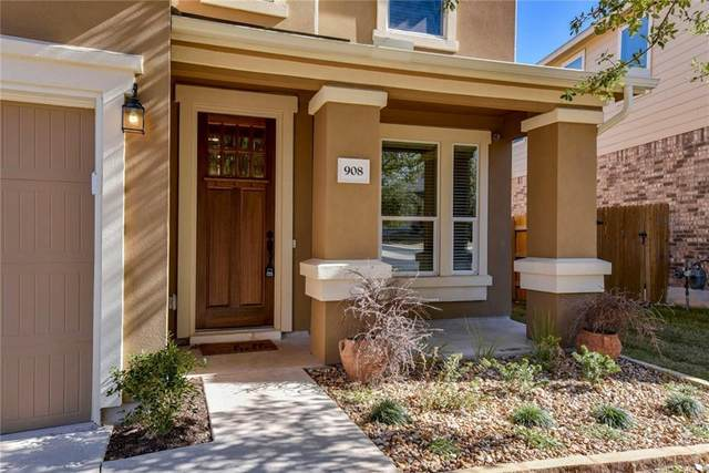 908 Crown Anchor Bnd, Georgetown, TX 78633 (#2527228) :: Azuri Group | All City Real Estate