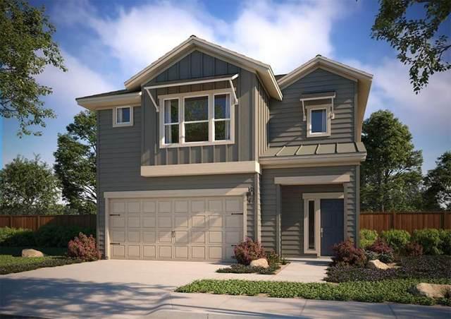 3201 College Park Dr #29, Round Rock, TX 78664 (#2528628) :: Papasan Real Estate Team @ Keller Williams Realty
