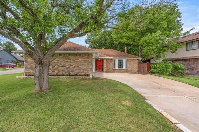 1201 Ivybridge Dr, Pflugerville, TX 78660 (#2528744) :: Papasan Real Estate Team @ Keller Williams Realty