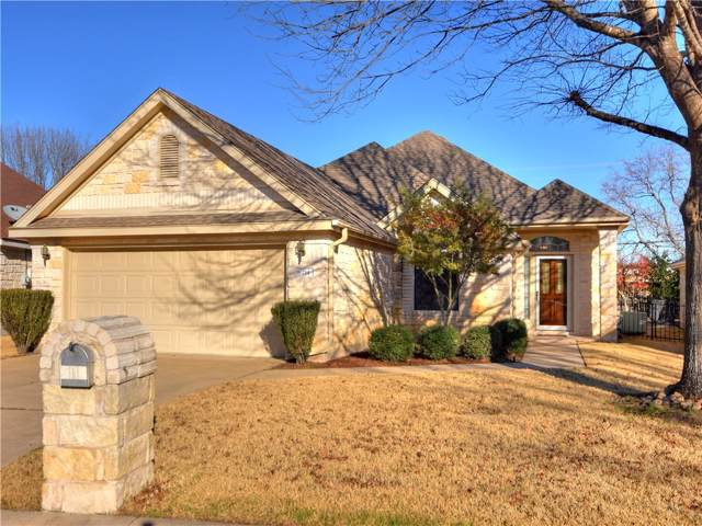 214 Village Dr, Georgetown, TX 78628 (#2529557) :: Papasan Real Estate Team @ Keller Williams Realty