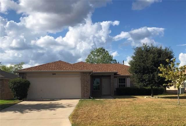 309 Kyanite Ln, Jarrell, TX 76537 (#2531189) :: The Perry Henderson Group at Berkshire Hathaway Texas Realty