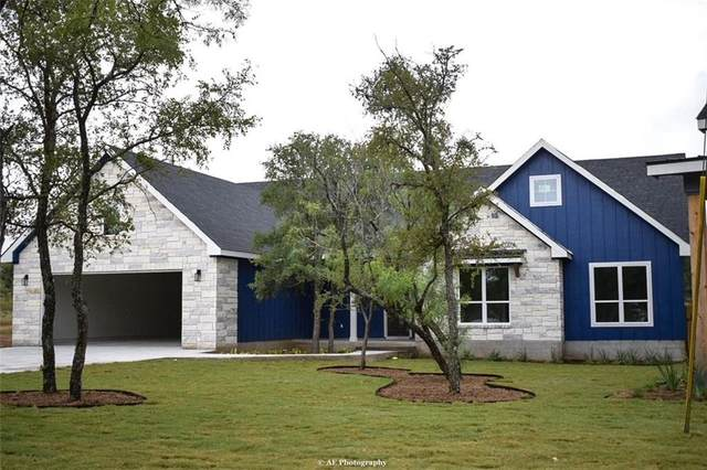 826 Woodland Hills Dr, Granite Shoals, TX 78654 (#2532378) :: The Perry Henderson Group at Berkshire Hathaway Texas Realty