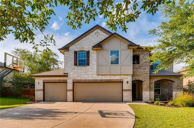 791 Hometown Pkwy, Kyle, TX 78640 (#2533269) :: Papasan Real Estate Team @ Keller Williams Realty