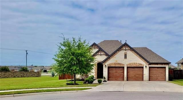 7024 Donato Pl, Round Rock, TX 78665 (#2533783) :: Zina & Co. Real Estate