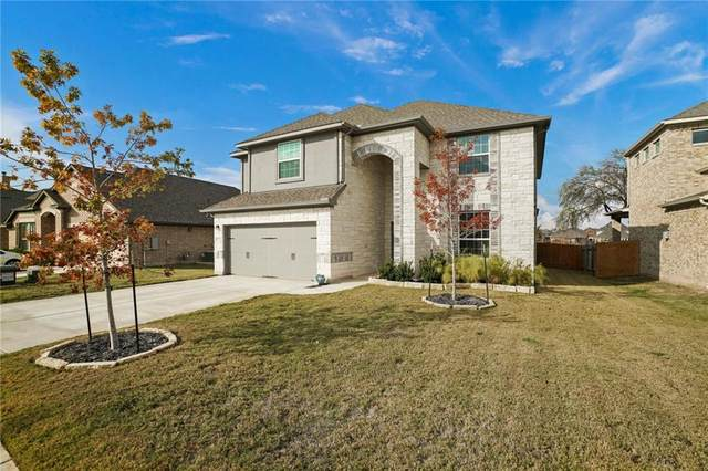 337 Middle Brook Dr, Leander, TX 78641 (#2535383) :: Papasan Real Estate Team @ Keller Williams Realty
