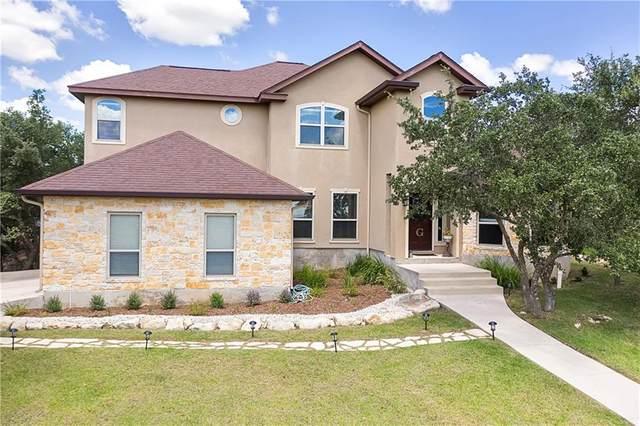 263 Copper Rim, Spring Branch, TX 78070 (#2536294) :: Papasan Real Estate Team @ Keller Williams Realty