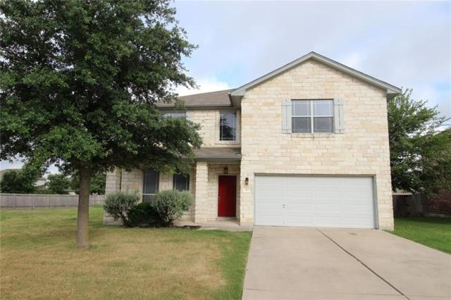 307 Lone Star Blvd, Hutto, TX 78634 (#2537596) :: RE/MAX Capital City