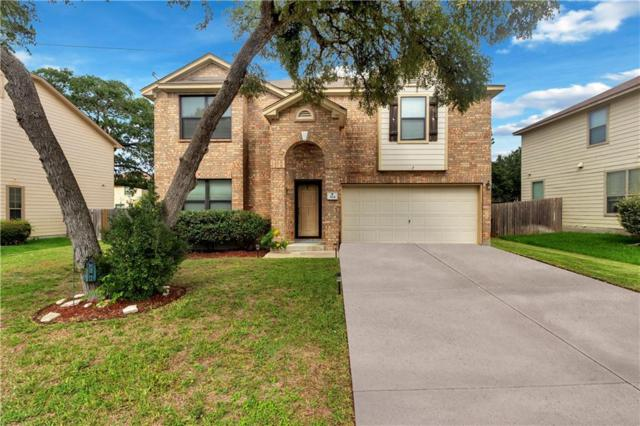 324 Cliffwood Dr, Georgetown, TX 78633 (#2538216) :: The Heyl Group at Keller Williams