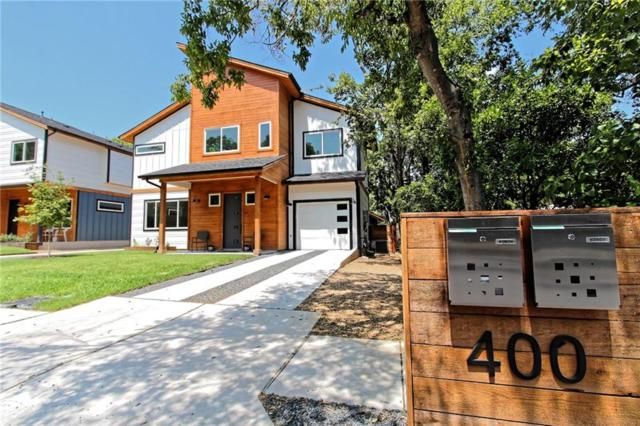 400 W 55th St #1, Austin, TX 78751 (#2538267) :: The Perry Henderson Group at Berkshire Hathaway Texas Realty