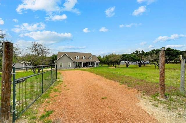 750 Rolling Hills Rd, Liberty Hill, TX 78642 (#2539319) :: Zina & Co. Real Estate
