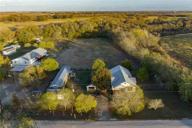 601, 617 & 619 County Road 129, Taylor, TX 76574 (#2539841) :: RE/MAX Capital City