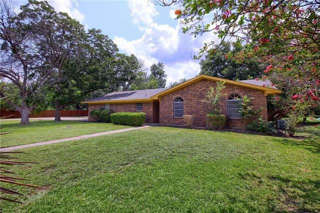508 Sams St, Taylor, TX 76574 (#2540163) :: Ben Kinney Real Estate Team