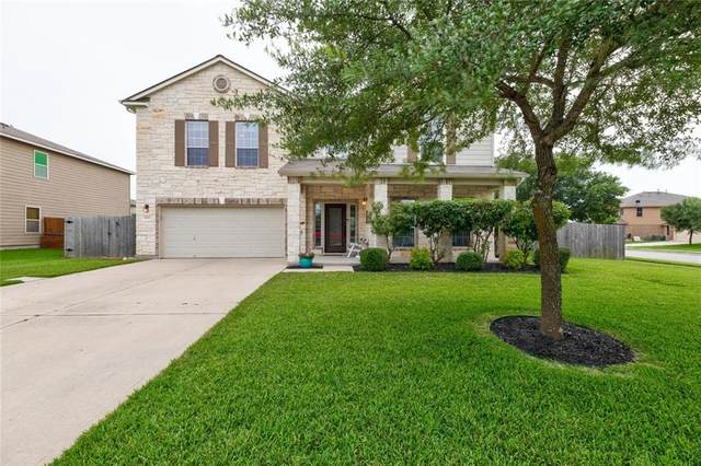 1001 Hondo Ln, Hutto, TX 78634 (#2542195) :: The Summers Group