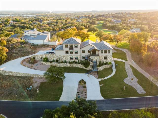 201 Mountain Leather, Horseshoe Bay, TX 78657 (#2543070) :: Zina & Co. Real Estate