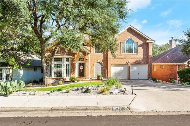 8021 Davis Mountain Pass, Austin, TX 78726 (#2543716) :: Papasan Real Estate Team @ Keller Williams Realty
