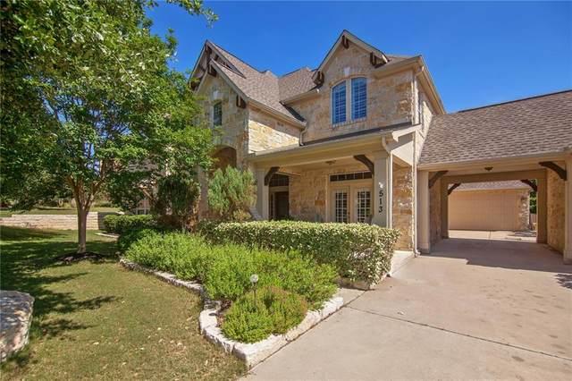 513 Saddleback Rd, Austin, TX 78737 (#2544035) :: Papasan Real Estate Team @ Keller Williams Realty