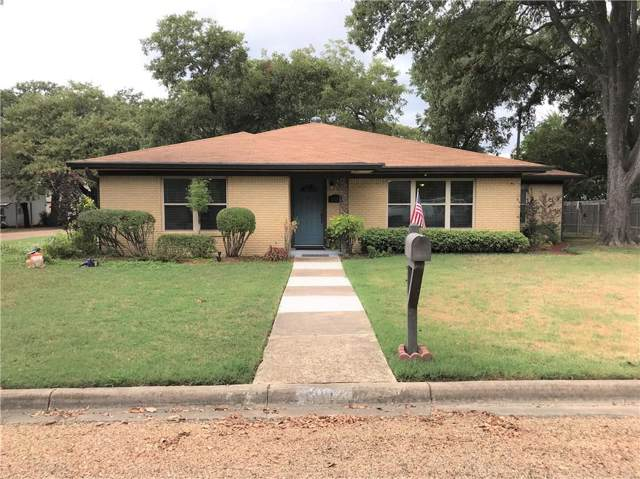 2002 N Harding Ave, Cameron, TX 76520 (#2544664) :: 12 Points Group