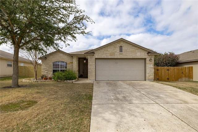 400 Creston St, Hutto, TX 78634 (#2544772) :: Realty Executives - Town & Country