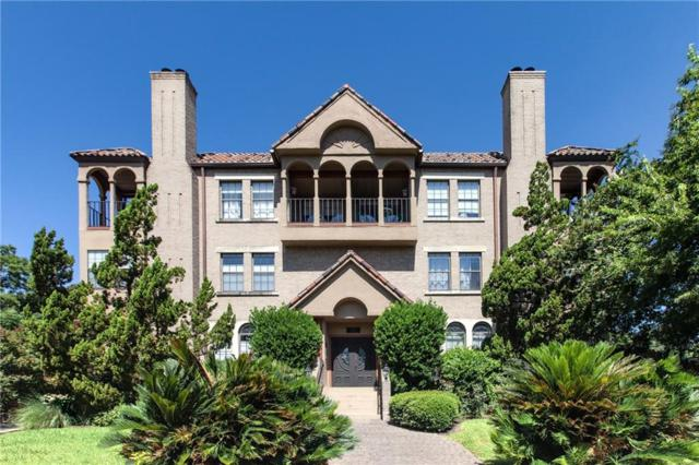 1704 West Ave #106, Austin, TX 78701 (#2544999) :: The Heyl Group at Keller Williams