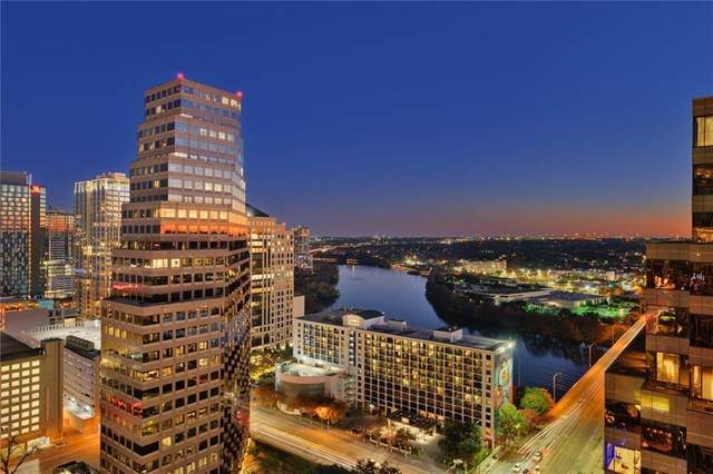 200 Congress Ave 23F, Austin, TX 78701 (#2545446) :: Realty Executives - Town & Country