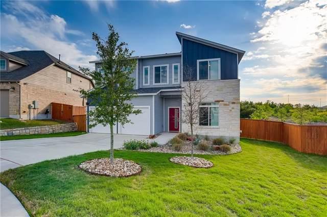 11205 American Mustang Loop, Manor, TX 78653 (#2546614) :: Papasan Real Estate Team @ Keller Williams Realty