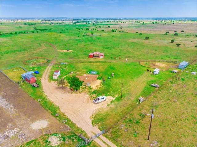 9814 County Road 272, Bertram, TX 78605 (MLS #2547492) :: Vista Real Estate