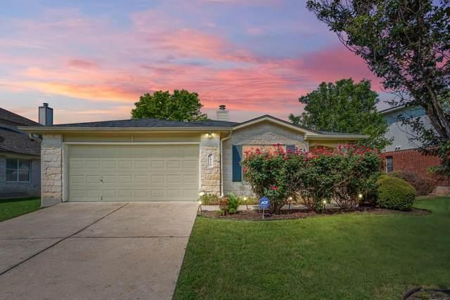 1819 Brentwood Dr, Leander, TX 78641 (#2547965) :: Papasan Real Estate Team @ Keller Williams Realty