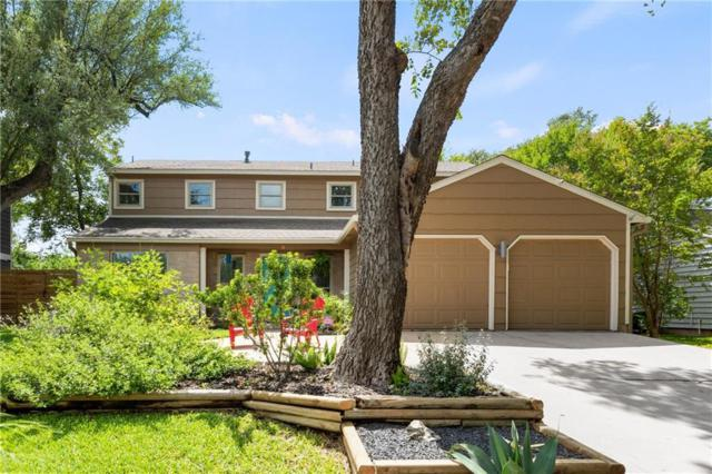 2707 Inridge, Austin, TX 78745 (#2551584) :: Watters International